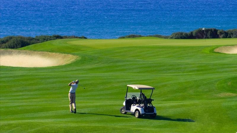 kích thước sân tập golf tiêu chuẩn quốc tế