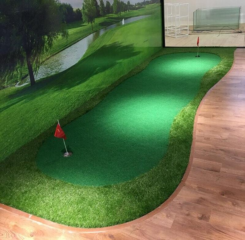 làm sân golf mini được không