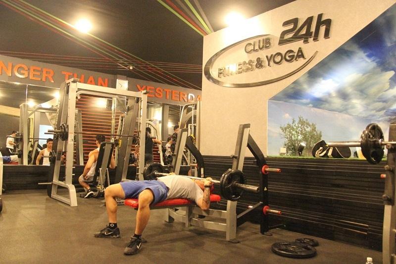 Phong Club24h Fitness & Yoga