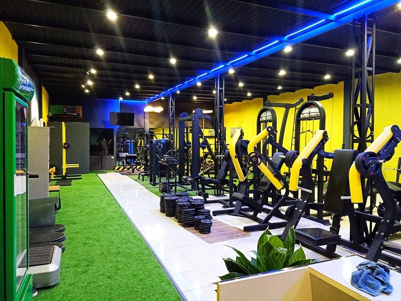 Thời gian thi công phòng gym phụ thuộc vào nhiều yếu tố