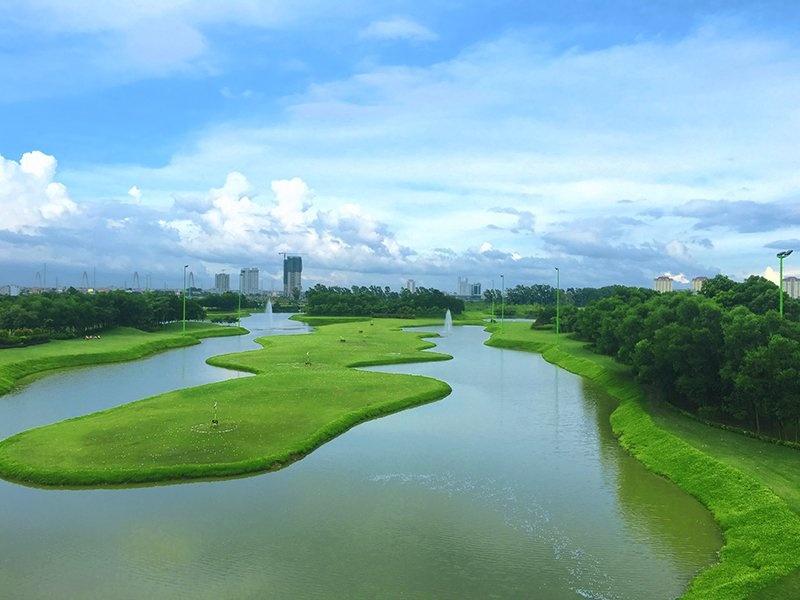thủ tục làm sân tập golf