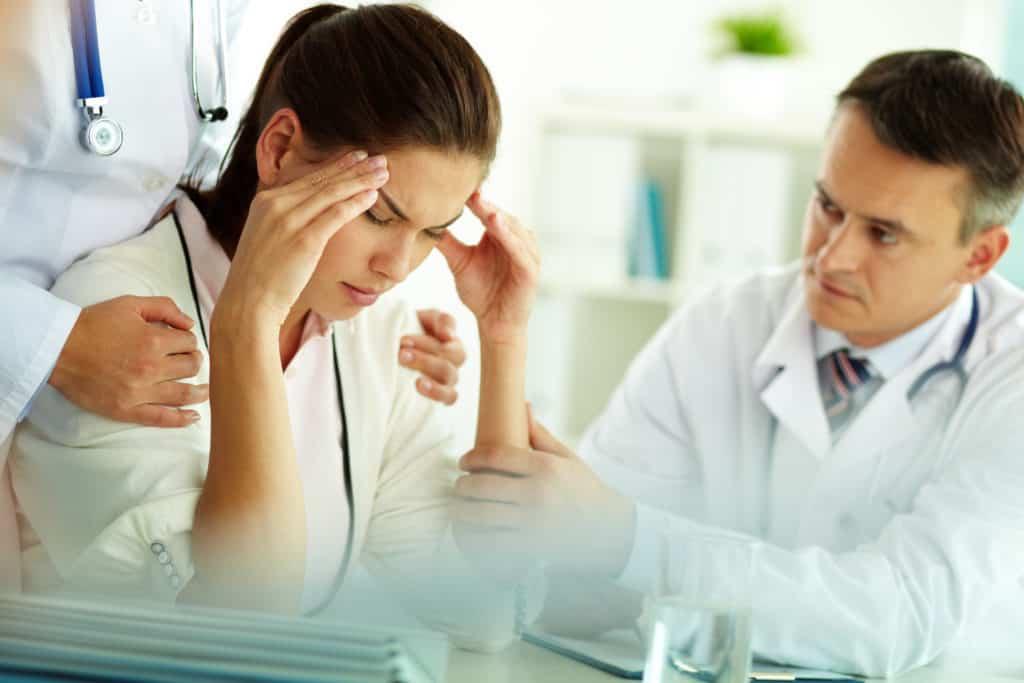 Suy nhược thần kinh dẫn đến suy giảm trí nhớ