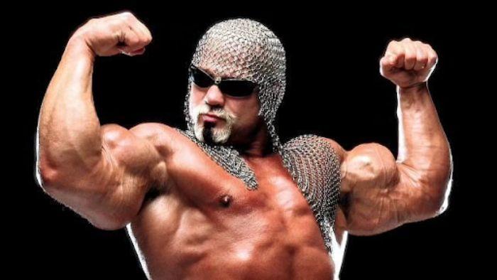 Scott Steiner sở hữu khối cơ bắp ấn tượng