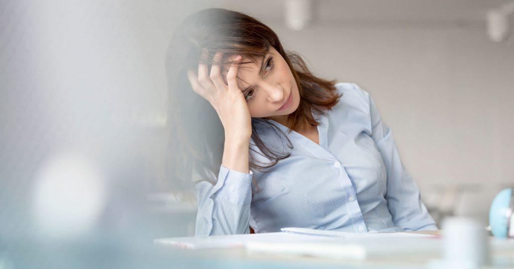 Căn bệnh như rút cạn năng lượng làm việc của bạn