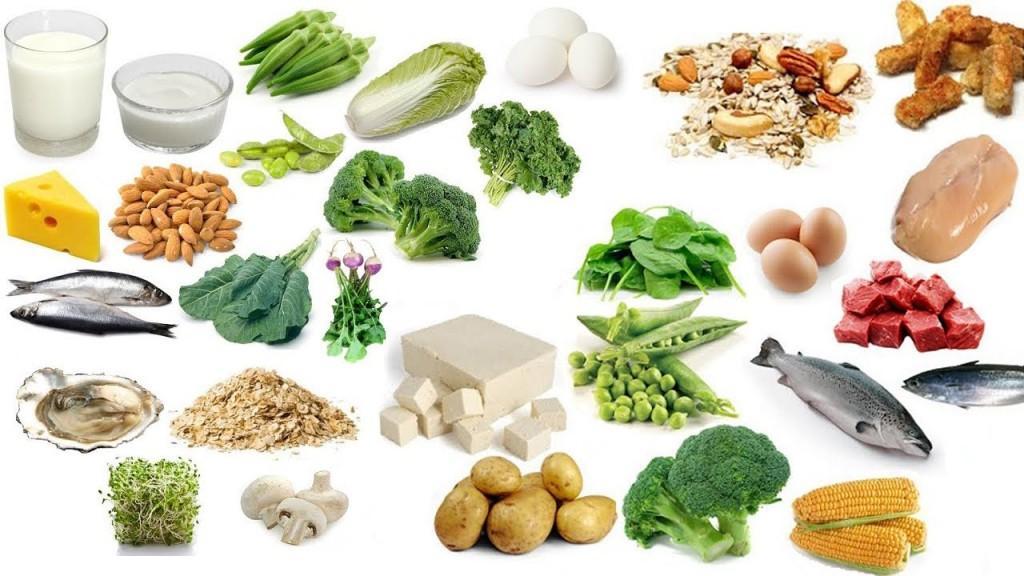 Bổ sung nhiều chất dinh dưỡng hợp lý cho bữa ăn hàng ngày