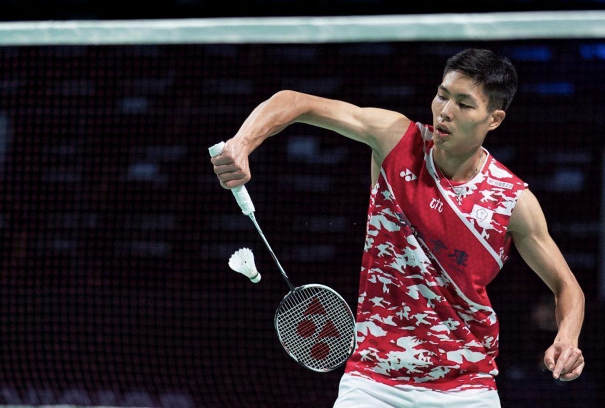 Chou Tien Chen là 1 trong 10 tay vợt cầu lông xuất sắc nhất thế giới.