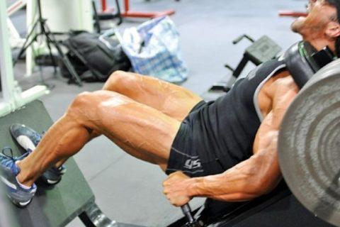 8 bài tập cơ bắp chân