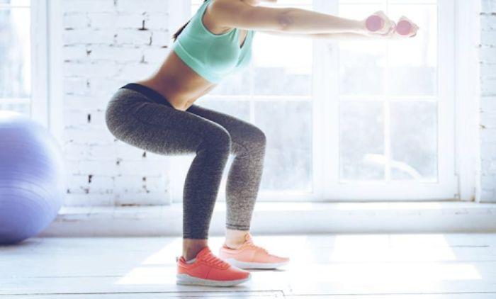 Tập luyện cho cơ thắt lưng đẹp hơn
