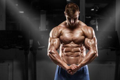 đau cơ bắp tay khi tập gym