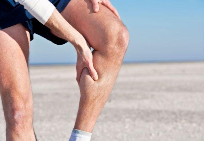 Dấu hiệu rách cơ bắp chân